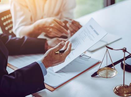 Juriste d'assurance