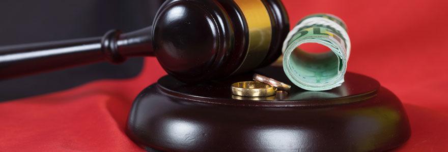 Le cout divorce